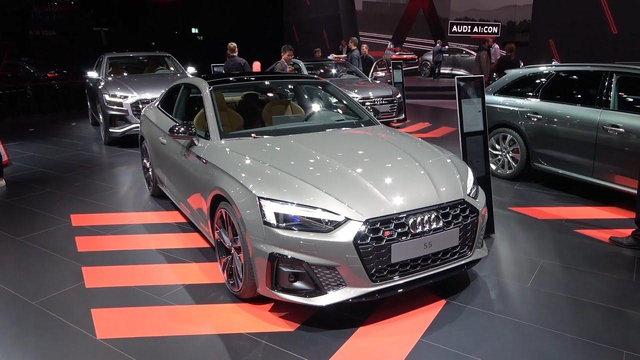 2020 Audi S5 Pricing
