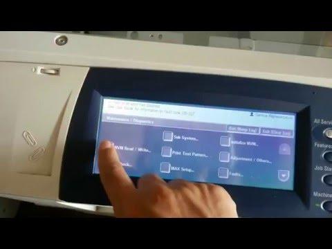 Xerox WC5230 errer Code 010 327,code 744 220       smd