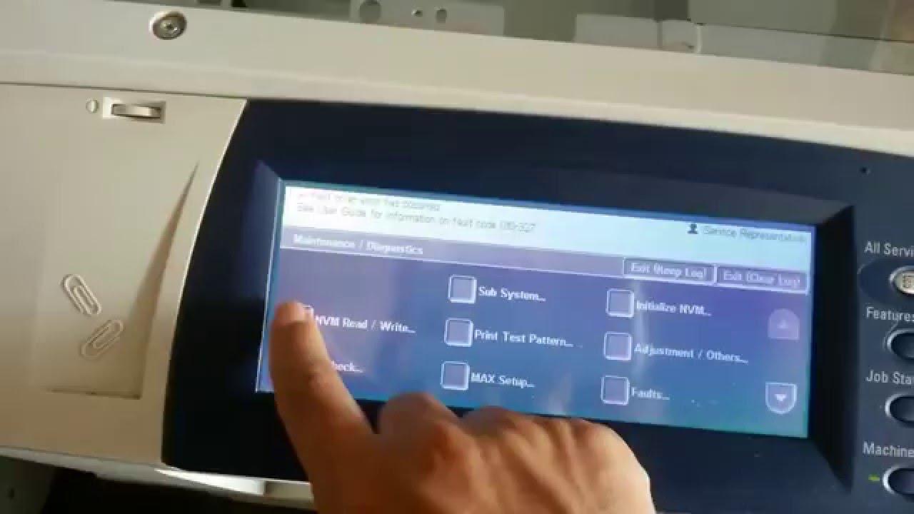 How Can I Resolve Xerox Printer Error Code 016 757 On Vimeo