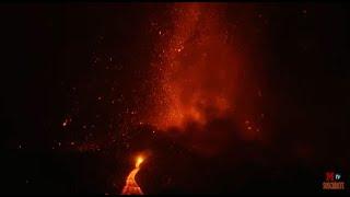 DIRECTO I Erupción del volcán de La Palma