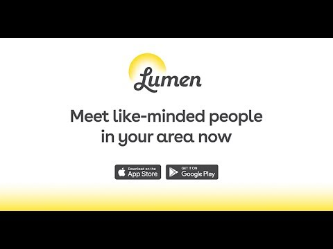 how to use lumen dating app