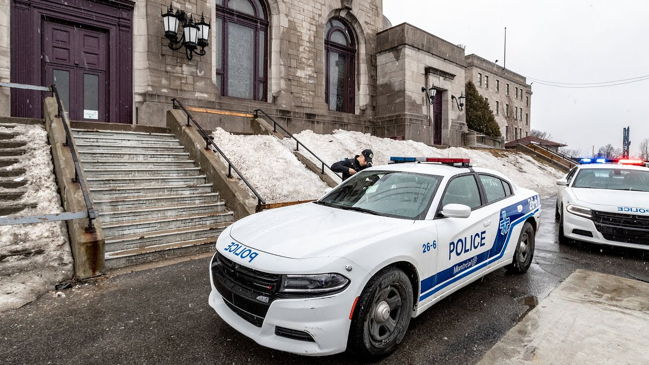 St. Joseph's Oratory stabbing: Father Claude Grou attacked during Friday morning mass