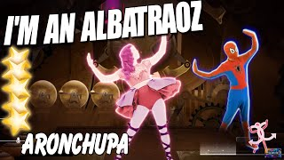 🌟 I'm an Albatraoz - AronChupa - Just Dance 2016 - Spider Man version | Just Dance Real Person 🌟