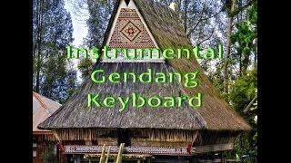 Instrumental Gendang Keyboard KARO