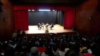 CUARTETO DE CUERDAS ENP UNAM