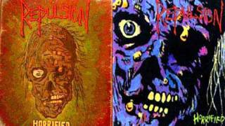 Repulsion - Splattered Cadavers