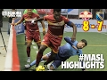 Highlights - MASL - Soles de Sonora vs San Diego Sockers - Feb/04/17