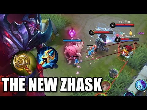ATTACK SPEED BUILD ZHASK IS DEAD