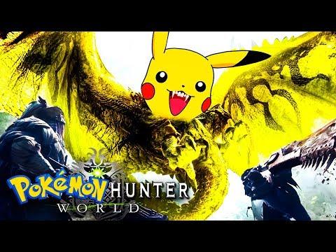 Tuez tous les pokemon ! (Monster Hunter World) streaming vf