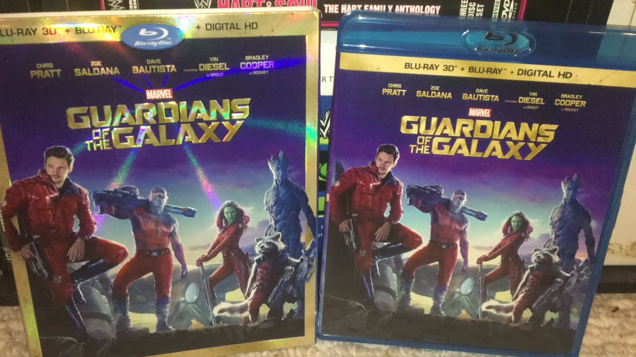 Download Guardians Of The Galaxy (2014) Blu-Ray Review