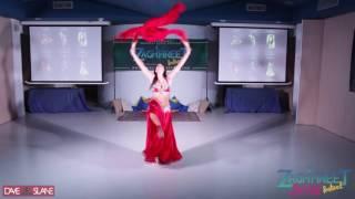 Zaghareet Festival 2016 ''Gala Show''  Aisha bellydance