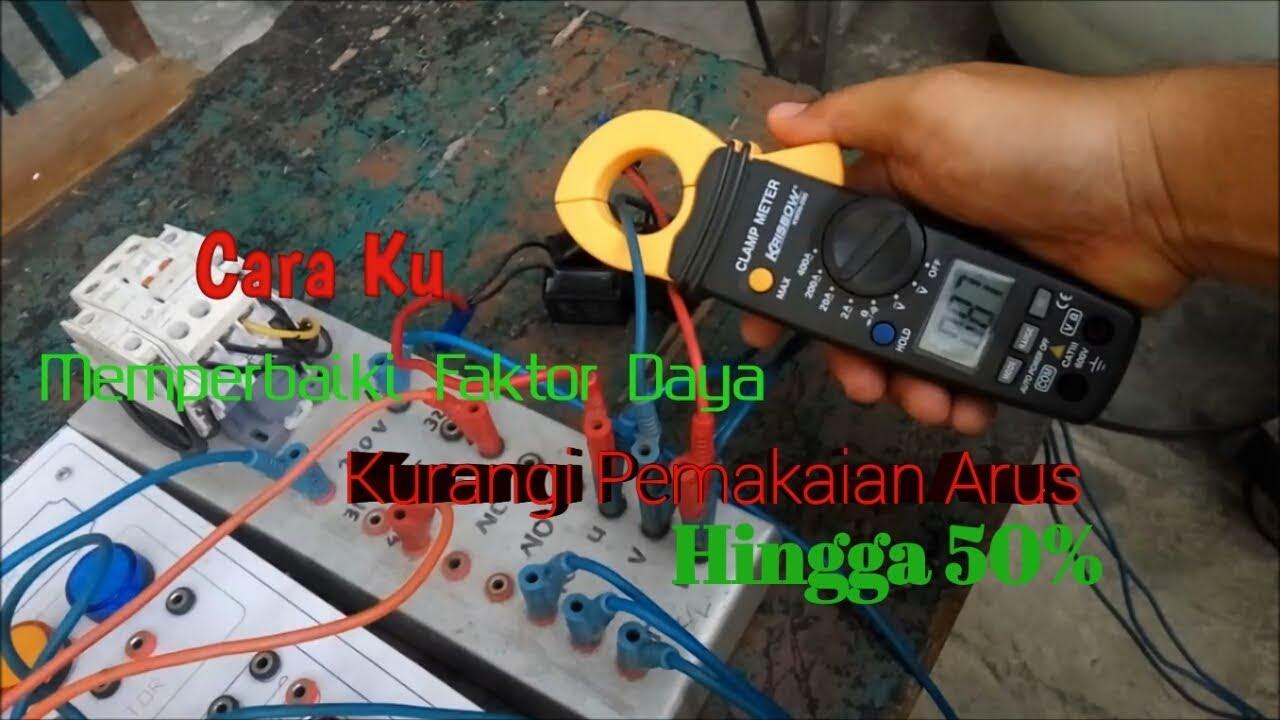nameplate motor listrik 3 fasa