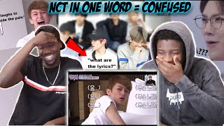 NCT Forgetting Who They Are (Reaction)