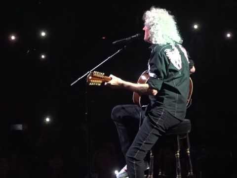 Queen + Adam Lambert - Love Of My Life - TD Garden, Boston 7-25-2017