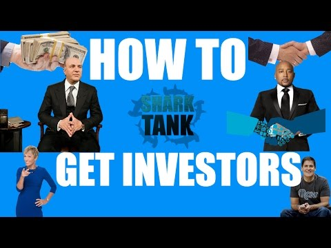 How To Get Investors For Your Start Up – How To Get FUNDING – Entrepreneur Advice
