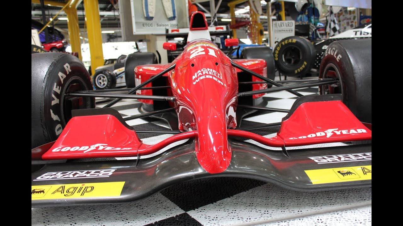 BMS Scuderia Italia Dallara-Ford | Turbos and Tantrums  |Bms Scuderia Italia