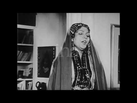 Taos Amrouche - La femme abandonnée (live 1972)