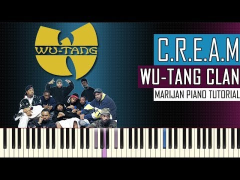 How To Play: Wu-Tang Clan - C.R.E.A.M  ...