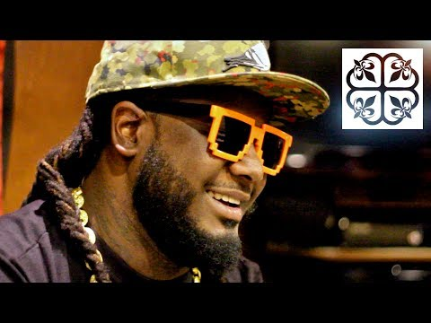 T-PAIN x MONTREALITY // Interview + Live Freestyle
