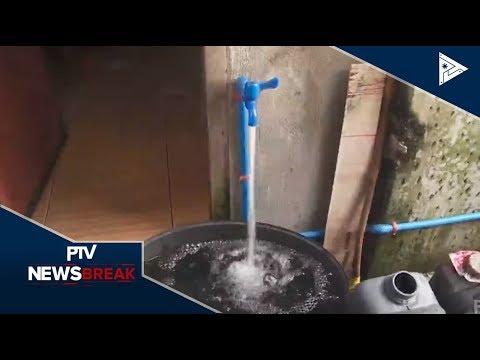 NEWS BREAK: 96% ng suplay ng tubig, naibalik na ng Manila Water