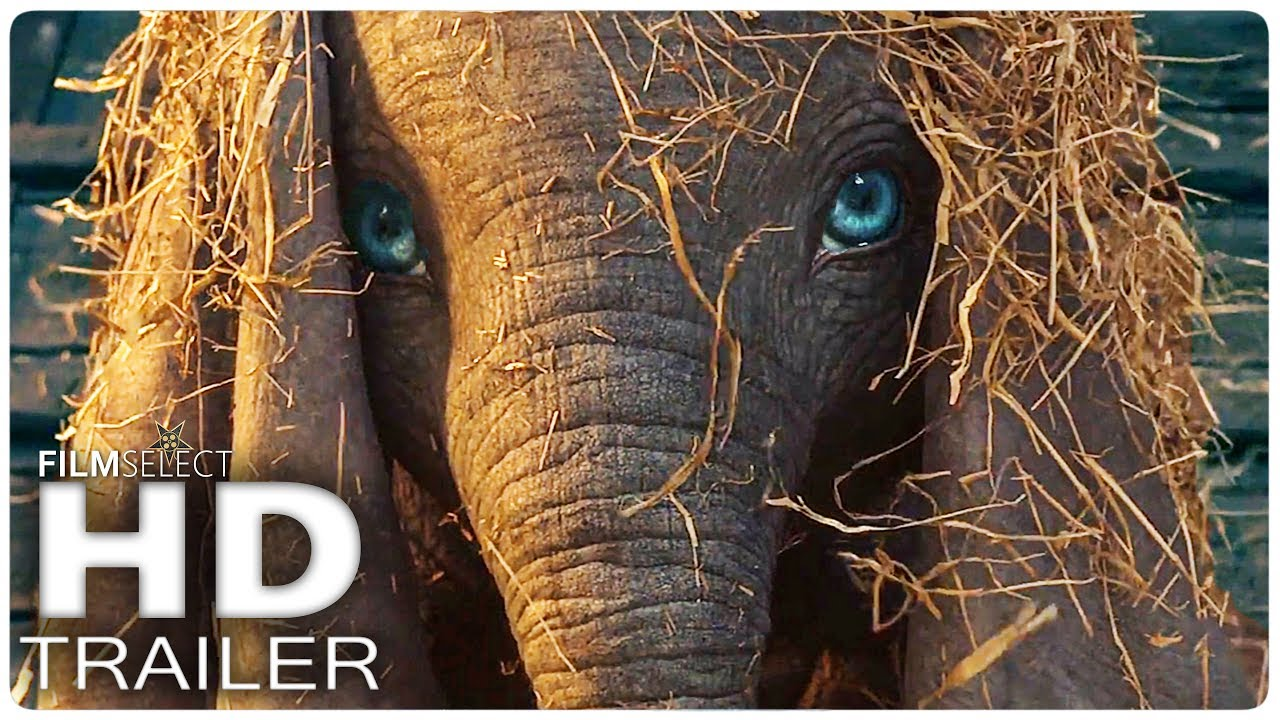 The film Dumbo (2019) 97