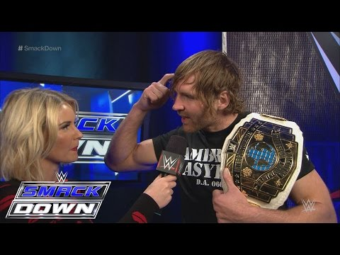 Dean Ambrose Hat Eine Kampfansage Für Kevin Owens: SmackDown – 17. Dezember 2015