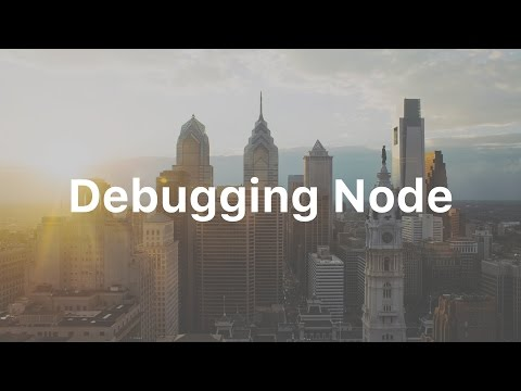 Debugging Node.js With Google Chrome And Visual Studio Code