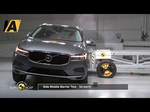 ¿Es verdad que nadie morira en un Volvo para el año 2020?