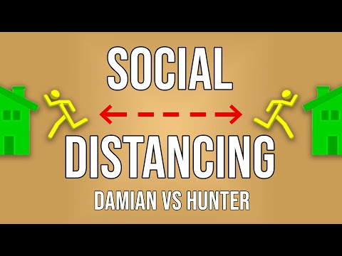 Social Distancing: The Game Show - Episode 1