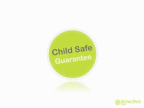 Bowling Kids Child Safe Guarantee
