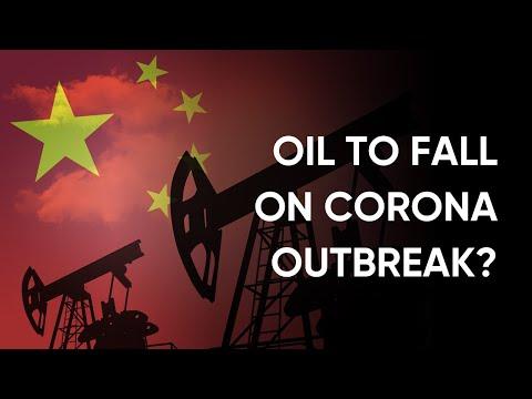 UPDATE Oil Price Analysis in January 2020 | Drop on Coronavirus Fears