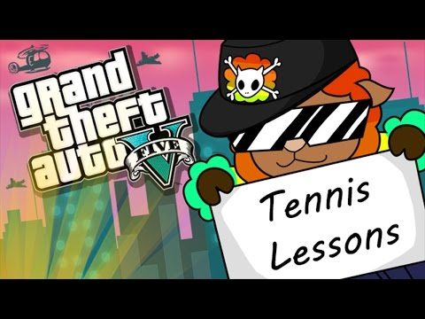 Grand Theft Auto V :: Millbee Plays - Episode #09 {Tennis Lessons}
