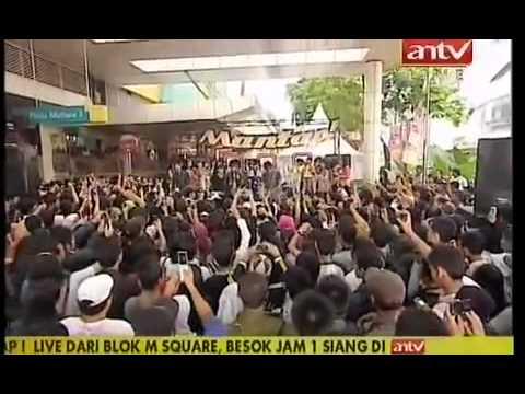 Vicky Shu Feat Armada - Kuingin Setia Mantap (ANTV 09-12-10)