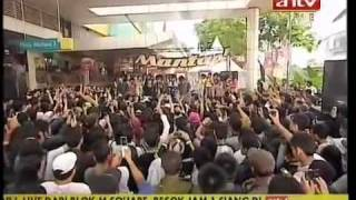 Vicky Shu Feat Armada - Kuingin Setia Mantap  Antv 09-12-10