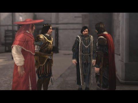 Assassin's Creed: Brotherhood - Cesare Borgia's Allies |