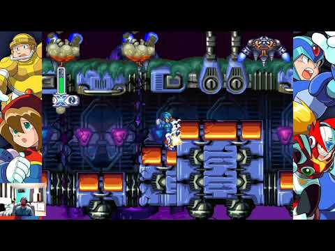 Megaman X Legacy Collection |