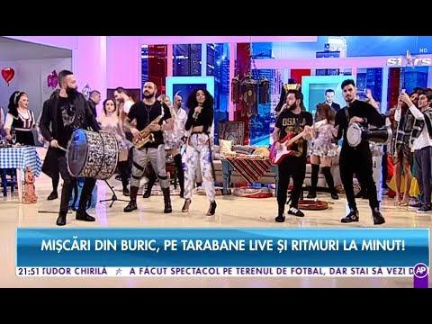 Gipsy Casual - Shake The Bull & Drum Show | Rai Da' Buni