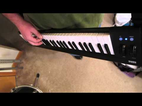 Korg Microkey Air 61 Keytar Bluetooth Range