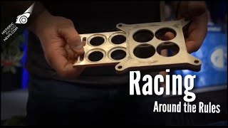 Racing Around the Rules - How to win.... The Unfair Advantage