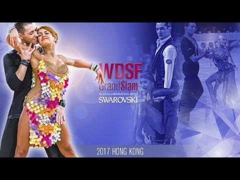 2017 GrandSlam Latin Hong Kong | The Trailer | DanceSport Total