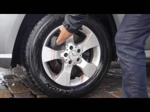 Auto Detailing How To Clean Stained Wheels