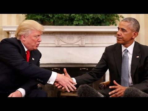 Glenn Greenwald On Trump Hysteria: Don't Forget Obama