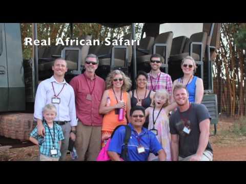 Moms Africa Trip
