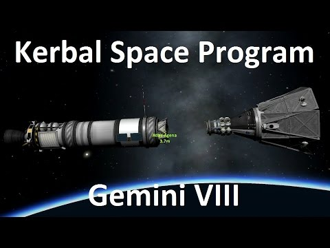 ksp how to make the gemini space craft fasa