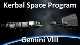KSP - Gemini VIII - Pure Stock Replicas