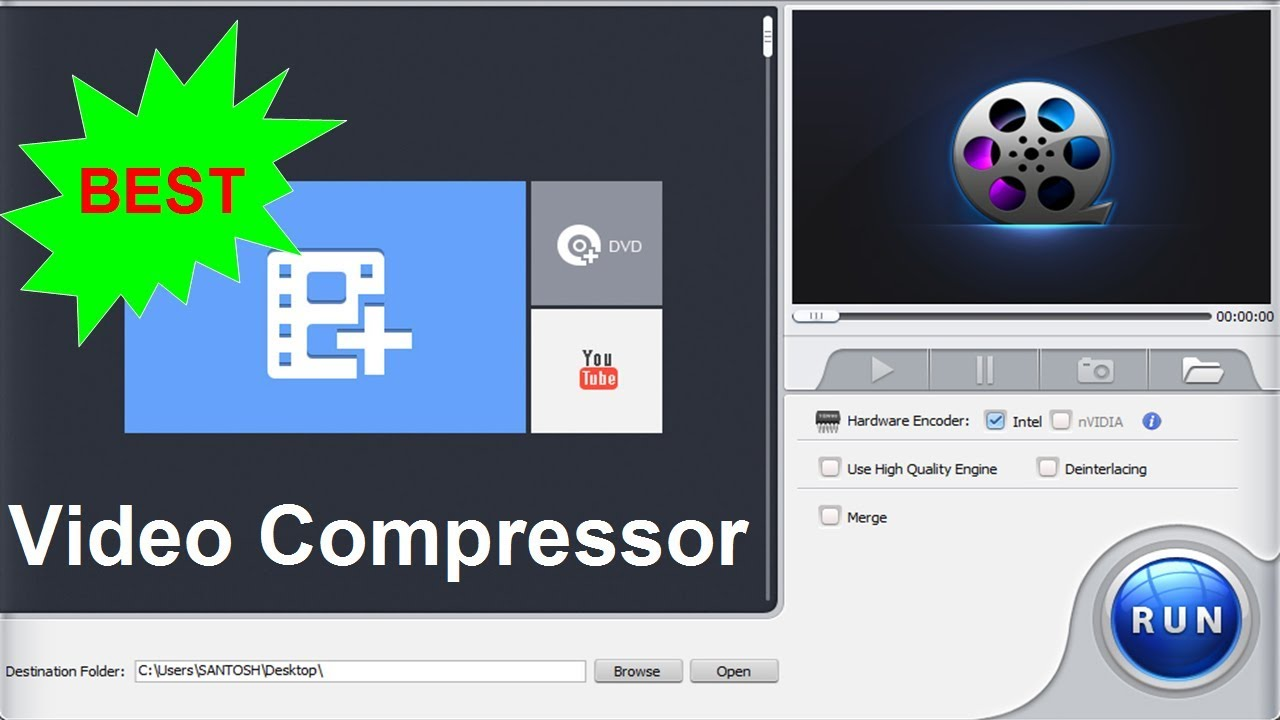 free video compression software for windows