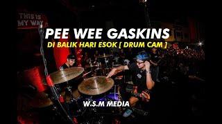 [Drum Cam] Pee Wee Gaskins -