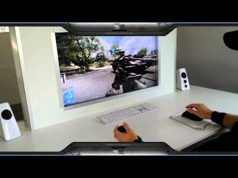 Splitfish FragFX Shark V2013 SixAxis Feature On PC And Console - Play With Mouse On Console