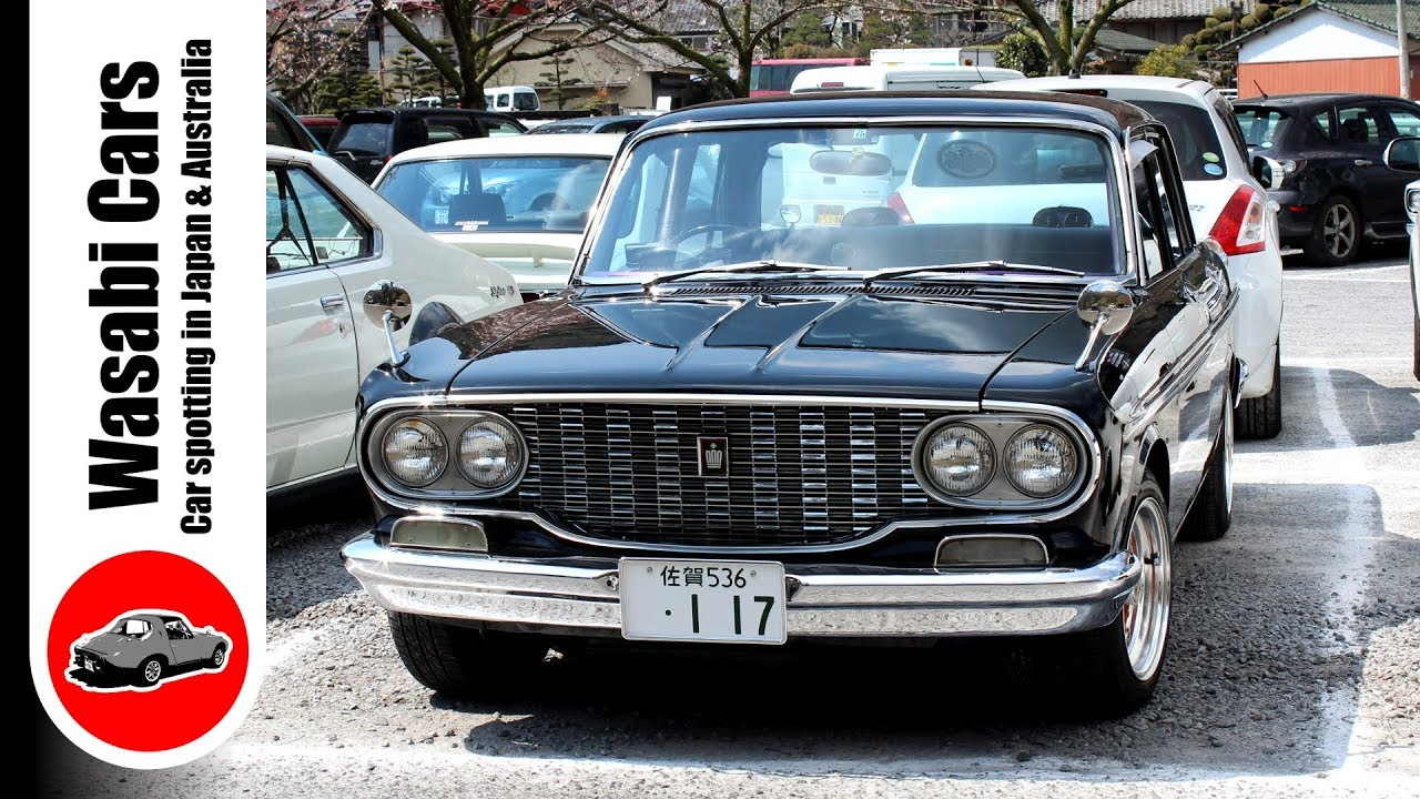 Gangsta Crown Toyopet Crown Deluxe Youtube