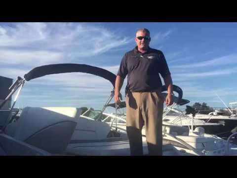 2007 Sea Ray 210 Select Boat for Sale at MarineMax Pensacola